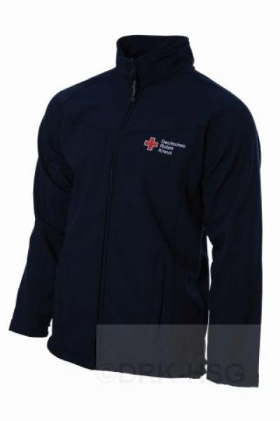 "DRK-Softshelljacke ""Regatta"", navy"